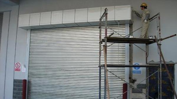 Sửa cửa cuốn tại Nghĩa Đô