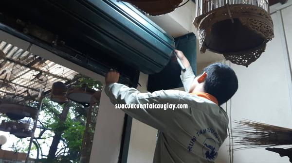 Sửa cửa cuốn tại Nghĩa Tân